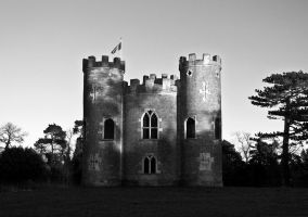 Blaise Castle by Xs9nake