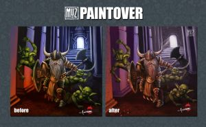 008 paintover by muzski
