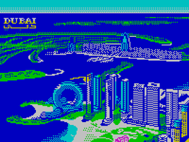 ZX Dubai by Retronator