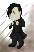 Chibi Greedling by Purplefire40