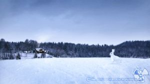 The Calm Winter Morning,,, by blackdragonssoul