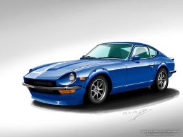 Nissan Fairlady Z, S30Z by Shinjeongho