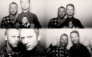 Taken In A Photobooth by Elijah-Jordan-Wood