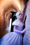 In the castle by Elsa-Cosplay