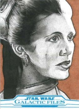 Princess Leia by JRosales1