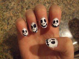 Jack on nails by kyliemaharg