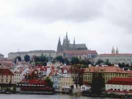 Prague City View by Wingweaver666