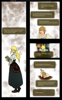 Random ZeLink comic by hyamara