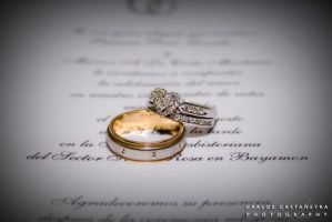 Wedding Rings by Charlie-Framer