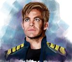 Captain Kirk by LenleG
