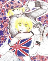 E.E.U.U. and England - AL - Ar by Shi-Rue