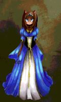 Lady Guinevere by Art-Surgery