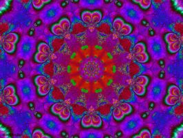 Mandala Mayhem by Don64738