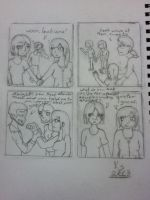 What happen if gay couples came in public? by bebeline