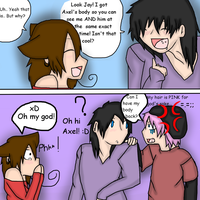 One weird dream xD by Kakashi-Soma