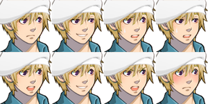 Hetalia ~ Finland Faceset by angel-of-britannia