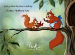 HAPPY MOTHERS DAY by FERNL