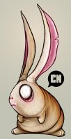 Dumb Bunny by Light-Schizophrenia
