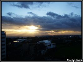 Portsmouth Skyline 1 by sylver-shadow