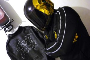 This is Daft Punk by daftlife2507