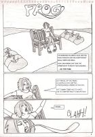 FROG: At The Park Page 1 by matthewjamesrann