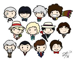 12 Doctors by gnasler