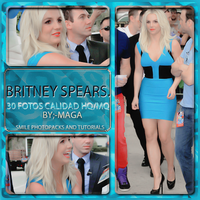 +Photopack Britney Spears 20~SPAT by Maga-Bellarina