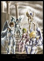Saint Seiya Elysion-hen by SpaceWeaver