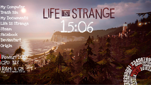 Life Is Strange 1.10 by FabricioPLY