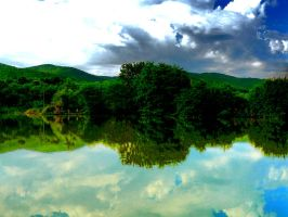 The Lake by cavinton