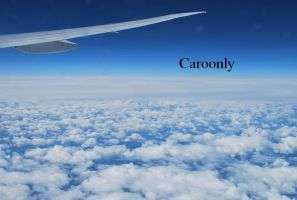 One day i'll fly away by Caroonly