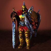 SMITE Ares by ArmachamCorp