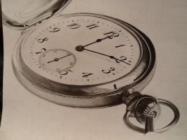 Wip pocket watch by tillermac
