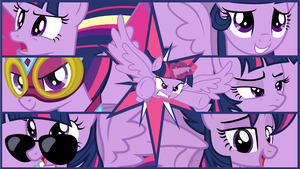 Twilight sparkle (alicorn) by neodarkwing