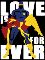 X-Men - Love is Forever by JapoCW