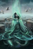 Pisces - Llewellyn Worldwide by juliedillon