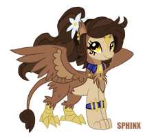 My little Sphinx by MyHandsAreCrazy