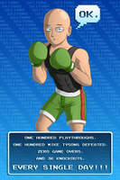 One Punch-Out Man by BerryPAWNCH