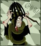 Snake on a Snape -lol spoilers by MPsai