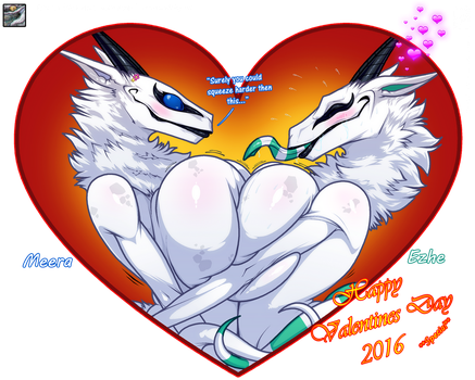 Gift art and Valentines Day 2016 Special _ finish by wsache2020