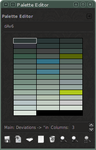 dAv6 GIMP color palette by bardo