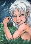 ACEO: ElfQuest ~ Skywise by sariochan