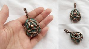 Triquetra by UrsulaJewelry