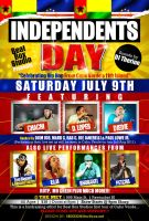 IndepenDENTS Day Flyer by AnotherBcreation