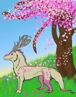 Cherry Blossom Hyph by Free-Fall-Angel