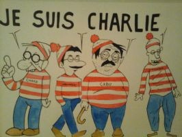 Je suis Charlie by Why2be