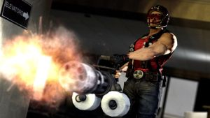 Heavy Nukem Guy by WitchyGmod