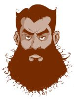 Beard Man by phillip-r