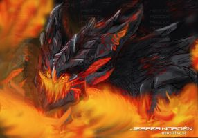 Deathwing by E-moX