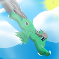 Day 30 - Dive Bomb by Silver---Streak